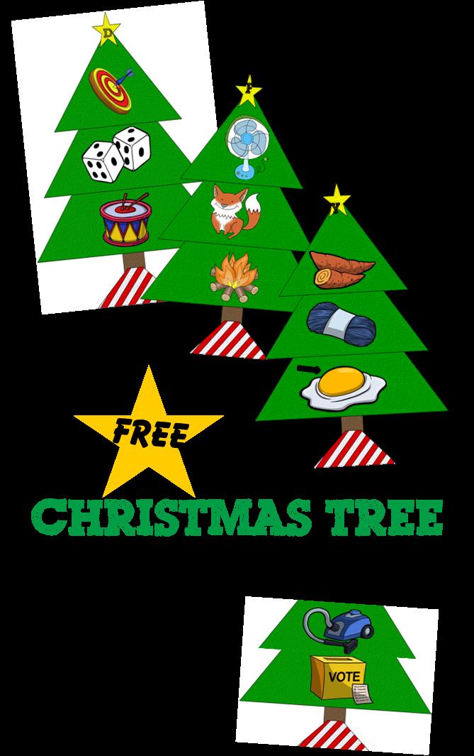 FREE Christmas Tree Phonics Puzzles   This Printable Alphabet Game For  Toddlers, Preschool, Kindergarten. U003e